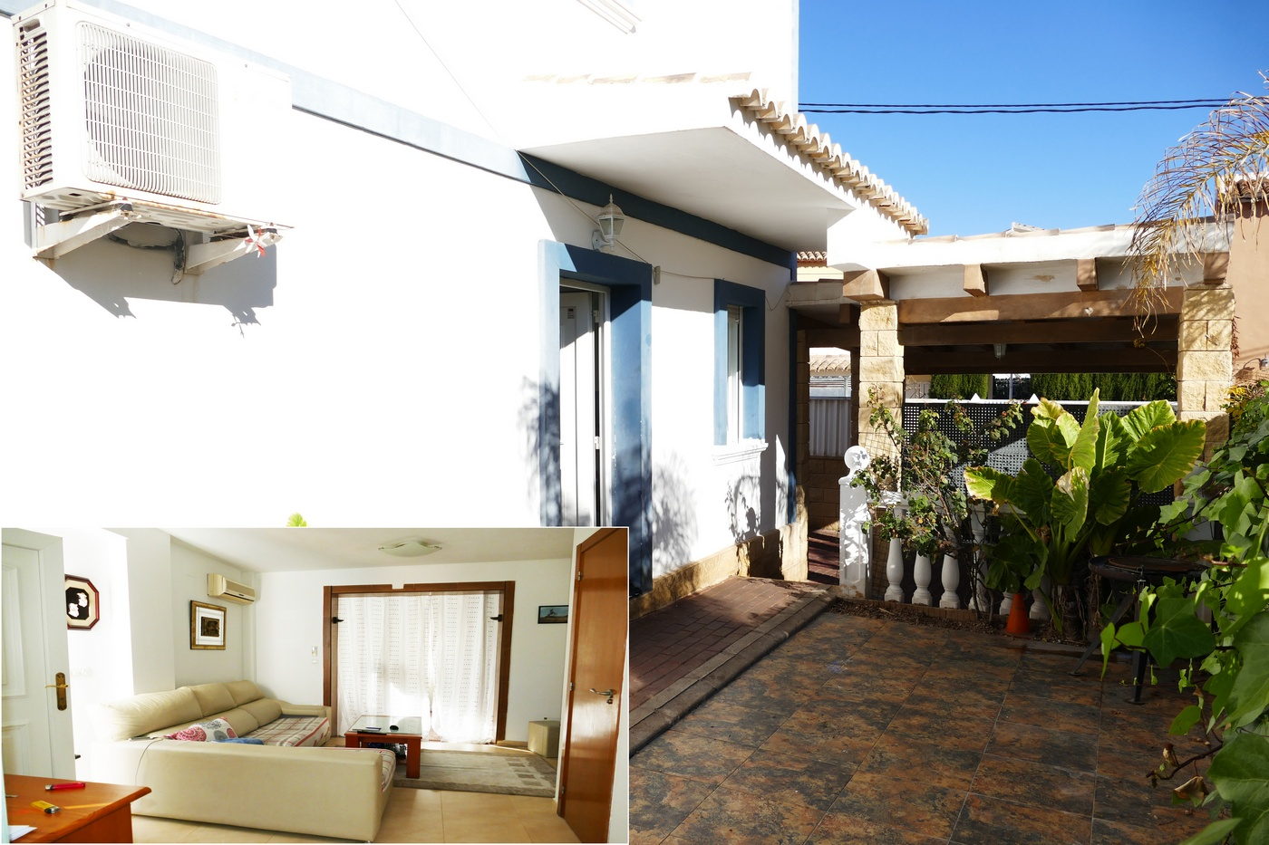 Detached Villa in Oliva