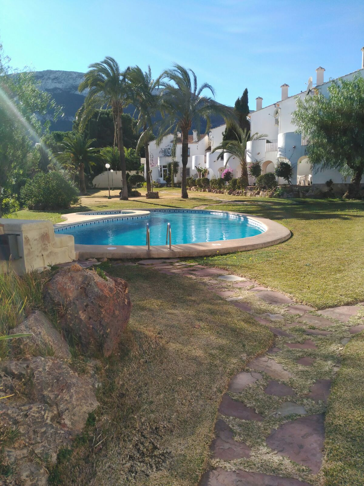 Duplex in Denia